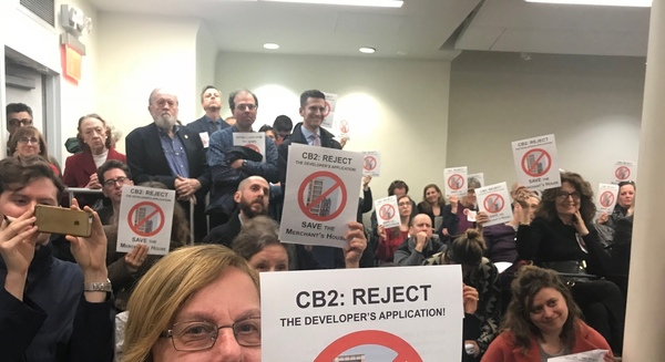 CB2 Hearing 4.11 crowd